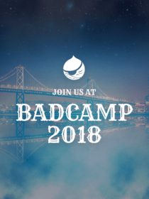 Teaser of BADCamp blog