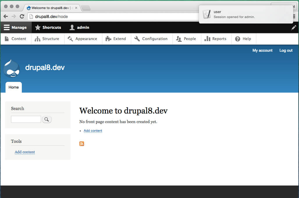 Drupal 8 Composer Registering the Logger Class