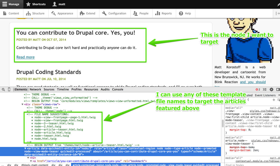 Drupal 8 New Feature