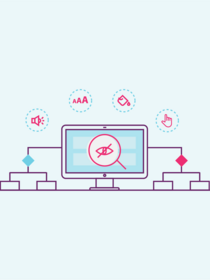 Teaser of Digital Accessibility Training blog